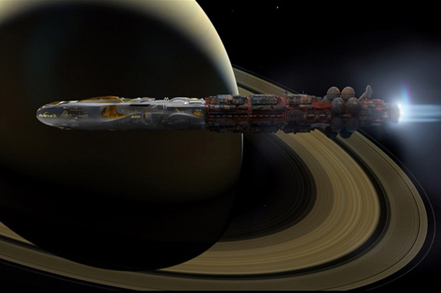 SPACE COMMAND a sci-fi epic